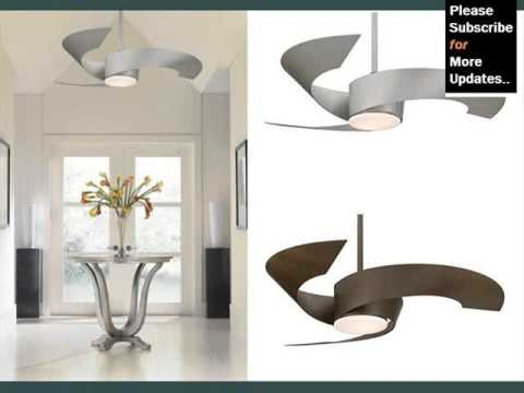 Modern ceiling fan collection youtube modern ceiling fan collection aloadofball Images