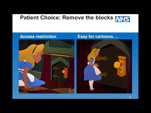 ECIP - Safer, faster, better - Admissions avoidance and early supported discharge