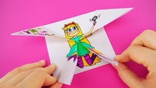 9 SIMPLE AND FUNNY PAPER CRAFTS FOR YOU
