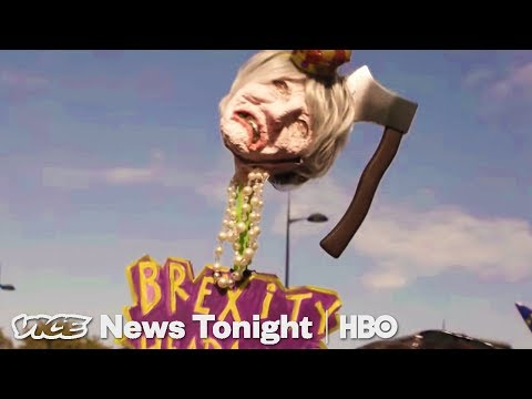 Brexit's Youth & Japan's Viral Mascot: VICE News Tonight Full Episode (HBO)