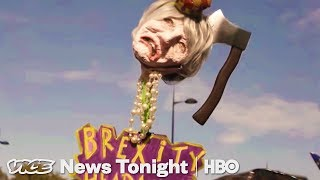 Brexit\'s Youth & Japan\'s Viral Mascot: VICE News Tonight Full Episode (HBO)