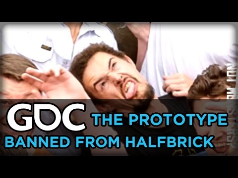The Prototype that was Banned from Halfbrick