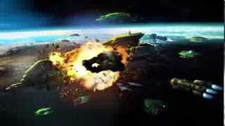 Galaxy on Fire - Alliances by FISHLABS - Cinematic Intro Sequence