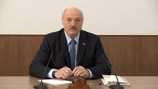 Лукашенко высказывает опасения о возможном размещении в Европе ракет средней и меньшей дальности