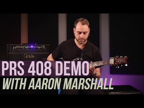 Intervals - Aaron Marshall Talks PRS Gear, PRS 408