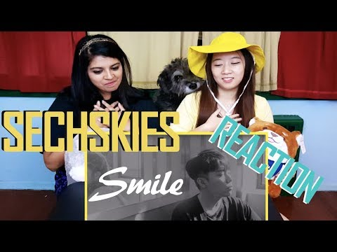 Sechskies - Smile MV REACTION