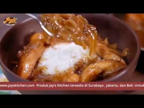 resep-chicken-teriyaki-|-jay's-kitchen-recipe-i-#mudahdenganjays