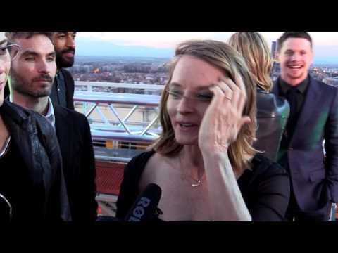 """Jodie Foster estrena """"Money Monster"""" en Madrid"""