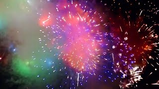 Norway Fireworks 2016/2017 - New Year's Eve Fireworks (HD)