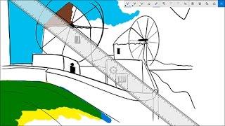 [Windows 10] Hướng Dẫn Mở Công Cụ Vẽ Họa Và Ghi Chú Windows Ink Workspace
