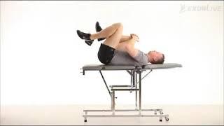 Tøyning av hoftebøyer 1