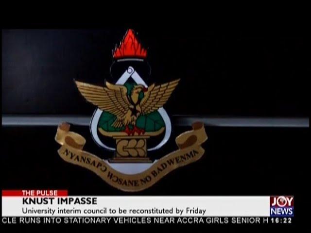 KNUST Impasse - The Pulse on JoyNews (29-10-18)
