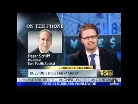 Peter Schiff - Gold in 2012