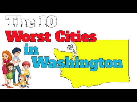 The 10 Worst Cities In Washington Explained