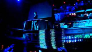 Armin van Buuren vs Sophie Ellis Bextor - Not Giving Up On Love, Live @ Amnesia 03.08.2010