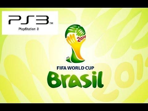 2014 FIFA World Cup Ps3 español l Demo impresiones l Copa Mundial de la Fifa en Brasil