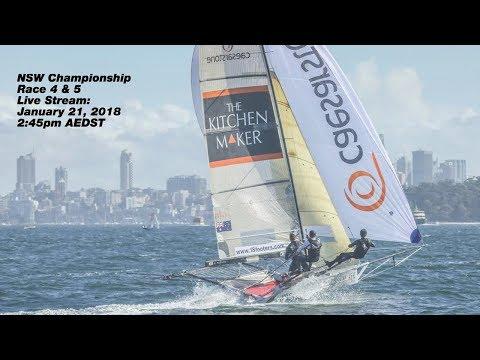 NSW Championship Race 4 & 5 21/1/18