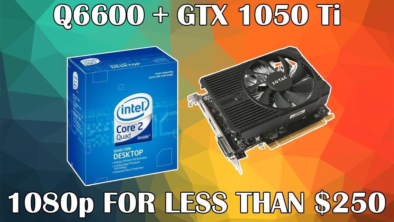 core 2 quad q6600 good for gaming