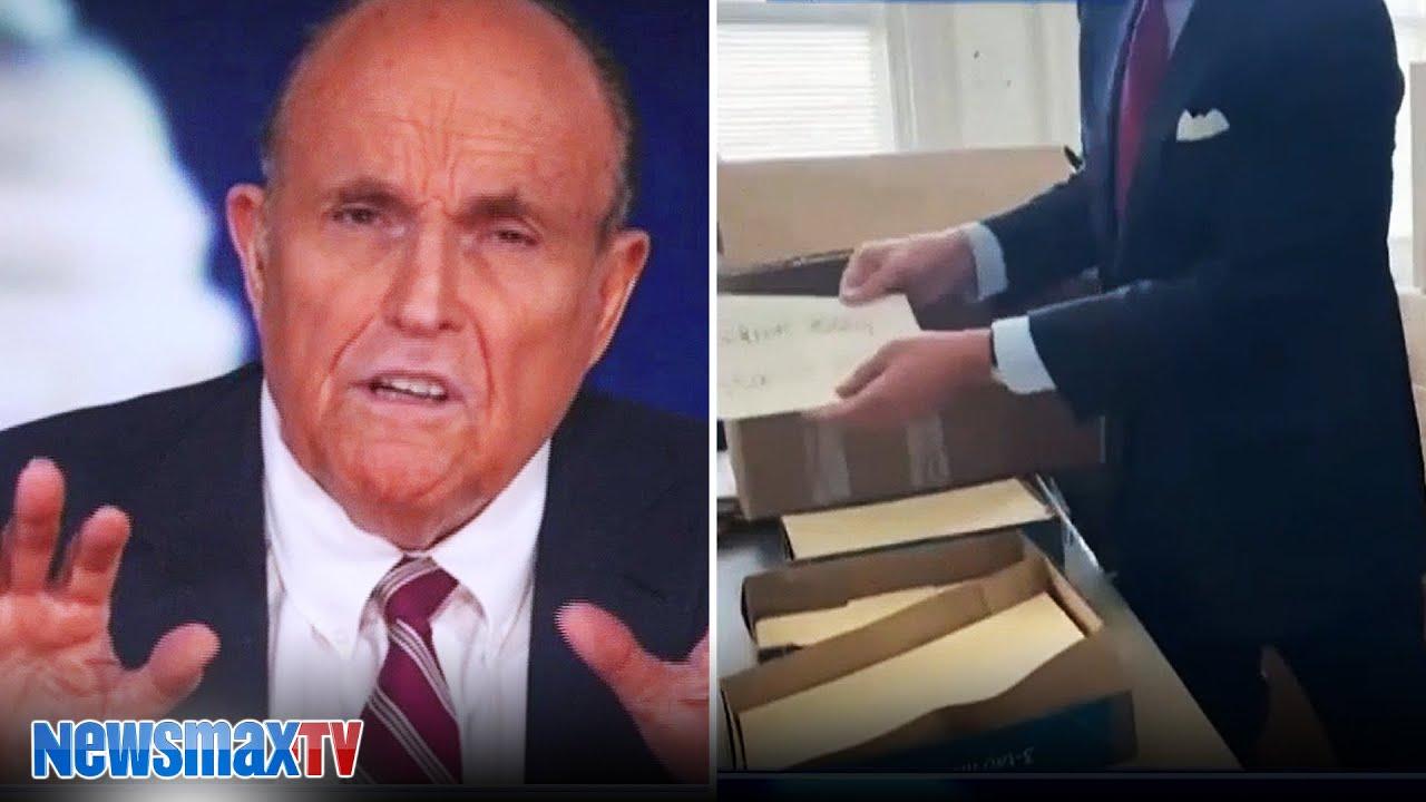 Giuliani presents new cases of fraud