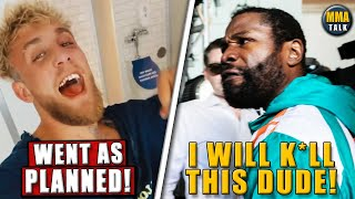 Jake Paul REACTS after brawl with Floyd Mayweather, Usman sends warning to Paul, Conor SLAMS Floyd