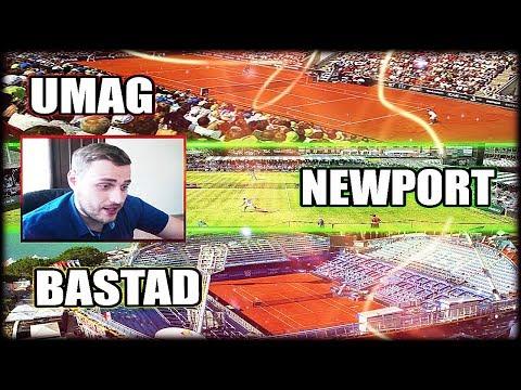 ATP 250 - Umag, Bastad, Newport 2019 - Predictions