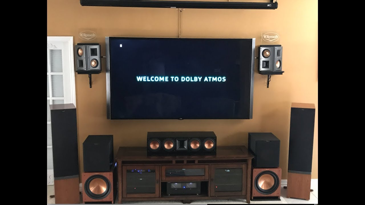 4k Dolby Atmos Sound Test Quot Home Theater Quot Amaze Youtube