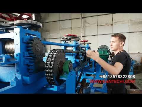 Производство проволоки из металолома. Small Business Manufacturing Ideas