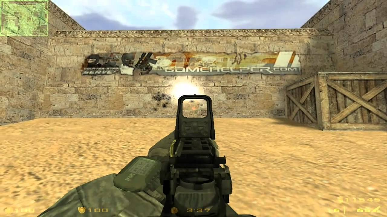 Counter Strike 1.6 Modern Warfare 2 Skins - YouTube