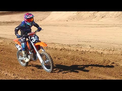 first impression 2013 ktm 85 sx transworld motocross