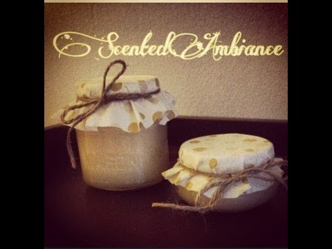 ♥♥Scented Ambiance Candles Review♥♥