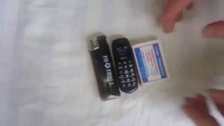 видео Самый маленький смартфон на Андроид | Самый маленький телефон