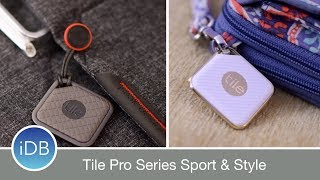 tile pro series is a worthy upgrade with 2 designs sport style