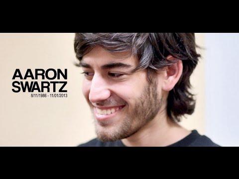 La historia de Aaron Swartz  El hijo del Internet