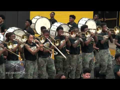 Whitehaven High School Marching Band - One Blood Mix - 2016