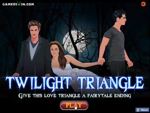 Twilight Triangle - Romance Game - Give This Love Triangle A Fairytale Ending