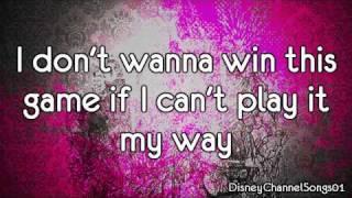 High School Musical 2 - Bet On It With Lyrics