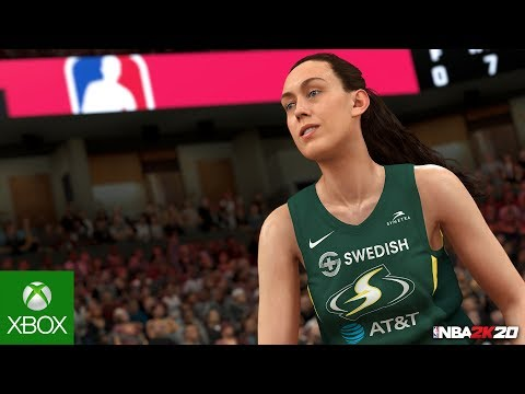NBA 2K20: Welcome to the WNBA