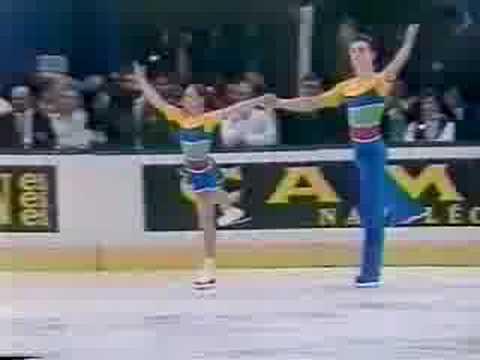 Ekaterina Gordeeva & Sergei Grinkov  - 1987 Cincinnati - Pair