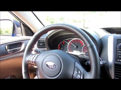 Subaru WRX SPT Cat Back In-Car Exhaust Clip