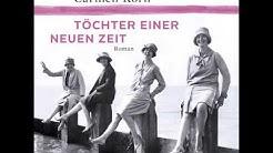 """Carmen Korn """"Töchter einer neuen Zeit (Band 1)"""", gelesen von Carmen Korn - Hörbuch-Hörprobe"""