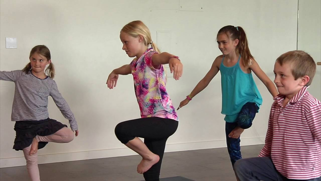 Yoga Helps Children With Adhd >> Yoga For Children With Adhd Youtube