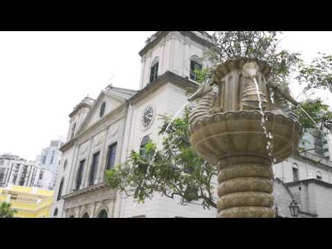 Macau China - Things to Do & Tourism