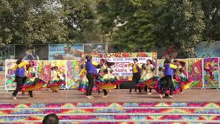 Salsa Dance Performance on Annual Day