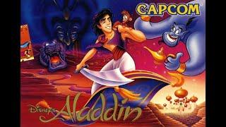 Aladdin (SNES). Играет Palka Palych