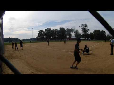 Lady Lookouts 03 Loss to Ohio Warriors 02 0 to 8 070617 Full