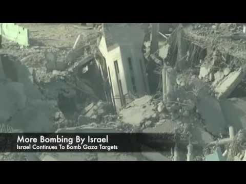 Israeli Airstrike Targets Islamic University of Gaza