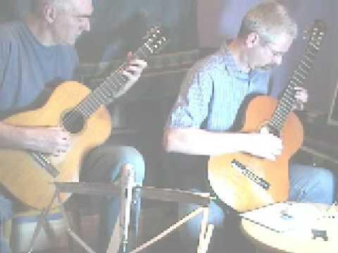 Maple Leaf Rag - Joplin Guitar Duet