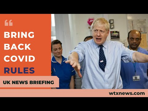 Covid-19: Bring back rules amid rising cases, urge NHS chiefs - UK NEWS BRIEFING