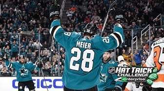 Timo 3 Times: Meier's first career hat trick