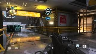 Most Intense Advanced Warfare Hardpoint Gamebattles Match V.S. 34th MLG Rank!